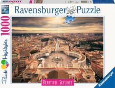 Ravensburger 14082 Puzzle Rome 1000 Teile