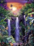 Ravensburger 14840 Puzzle: Traumhafte Wasserfälle 500 Teile