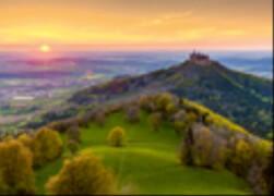 Ravensburger 15012 Puzzle: Burg Hohenzollern 1000 Teile