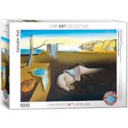 EuroGraphics Puzzle Die Beständigkeit der Erinnerung von Salvador Dalí 1000 Teile