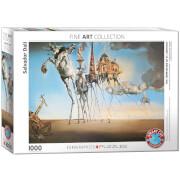 EuroGraphics Puzzle Die Versuchung des heiligen Antonious von Salvador Dalí 1000 Teile