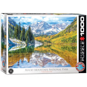 EuroGraphics Puzzle Rocky Mountain National Park 1000 Teile