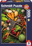 Schmidt Spiele Puzzle: Super-Food 1000 Teile