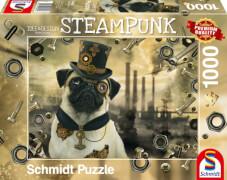 Schmidt Spiele Puzzle: Steampunk Hund 1000 Teile