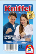 Schmidt Spiele 49067 Kniffelblock, 2 bis 8 Spieler, ab 8 Jahre