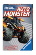 Ravensburger 20304 Quartett Auto Monster