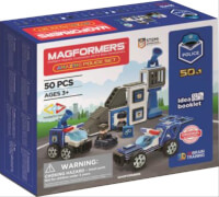 Magformers Amazing Police Set 50 Teile