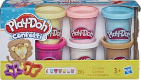 Hasbro B3423EU6 Play Doh Konfettiknete