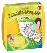 Ravensburger 29986 Mini Mandala-Designer Horses
