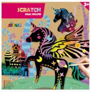 Avenir - Scratch Magic Unicorns