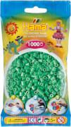 HAMA Perlen, hellgrün, 1.000 Stück