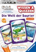 Ravensburger 00842 tiptoi® Wissen&Quizzen: Welt der Saurie