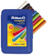 Knetmasse Creaplast Kinderknete 198/14 blau, 9 Farben, 330g