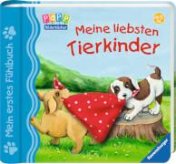 Ravensburger 43587 Mein erstes Fühlbuch: Tierkin