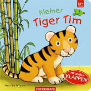 Kleiner Tiger Tim