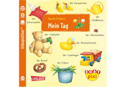 Baby-Pixi 18 Mein Tag