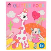 Depesche 8919 House of Mouse Glitter Malbuch