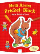 Beurenmeister, Corina: Mein Arena Prickel-Block  Meine liebsten Tiere  Figuren