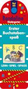 Barnhusen, Friederike: Bandolino # Set 65: Erster Buchstabenspaß. Ab 4 Jahre.