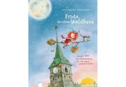 ARENA 9495 Frida, die kleine Waldhexe Band 2 - Donner, Blitz und Sonnenschein, i