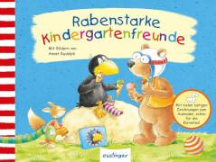 esslinger / Rabe Socke Rabenstarke Kindergartenfreunde