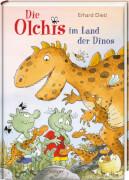 Die Olchis im Land der Dinos, Lesebuch, 112 Seiten. Ab 6 Jahren