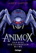 Animox 4 Der Biss der Schwarzen Witwe
