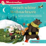 Ohrwürmchen Tierisch Weihnachten(CD)
