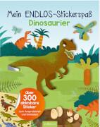 Mein Endlos-Stickerspaß Dinosaurier