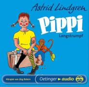 CD Pippi Langstrumpf