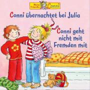 CD Conni: übernachtet bei Julia