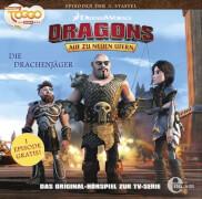 CD Dragons Ufer 27: Jäger