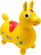 Jakobs 4019962 - Hüpfpferd Rody, gelb, ca. 54 cm, ab 3 Jahren