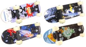 Hudora 12035 - Mini-Skateboard XXS, ca. 43x13 cm, ab 3 Jahren
