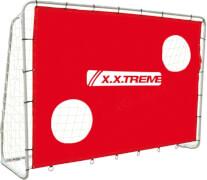 XXtreme Fußballtor + Torwand 213 x 152 x 76 cm