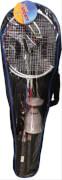 New Sports Badminton-Set Training, in Tasche