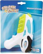Splash & Fun Wasserpistole 28 cm, 100 ml