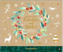 Stickerbuch - Weihnachtliche