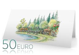 €50,- Gutscheinkarte von A&E WiRTH Der Kinderladen