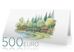 €500,- Gutscheinkarte von A&E WiRTH Der Kinderladen